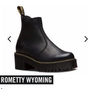 Rometty Dr Marten Platform Boots